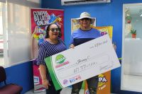 Mega Plus 770 mil Winner 27DEC18